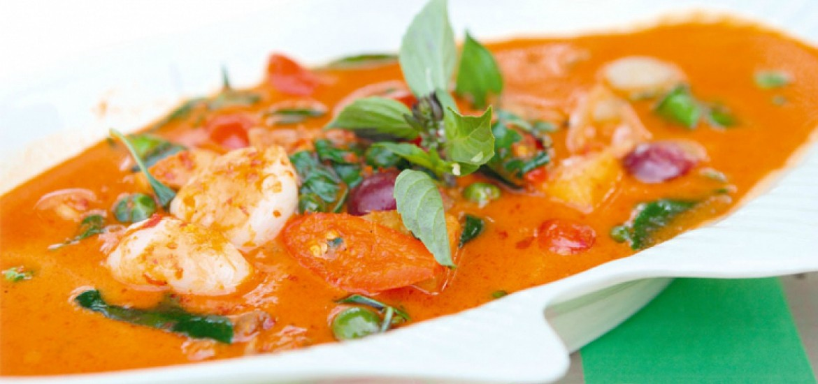 Chapman's Coconut Thai Prawn Recipe - By Popular Demand!